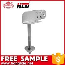 Sofa furniture headrest hardware iron adjustable 90 degree hinge