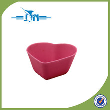 Plastic stainless steel cake mould