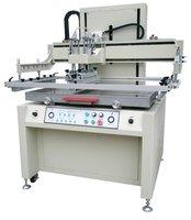 Flat semi auto Screen Printing machine with Shuttle
