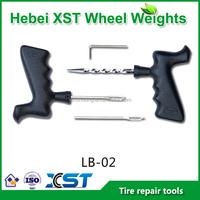 Passenger Car Pistol handle Tire Repair Tool