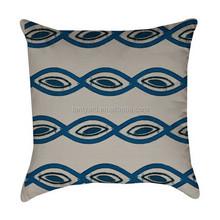 2015 Cruising fish blue sea beauty pillow cushion