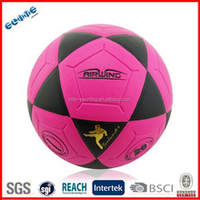 Laminated Futsal pink soccer ball