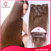 The best price human hair extension clip in hair extension