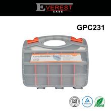 PP plastic compartments storage box