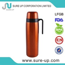 Traditional and classic design travel flask (FSAS010)