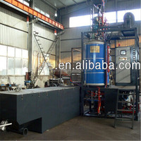 Foaming Machine Processing Type EPS Foaming Production Line /EPS expandable polystyrene machine manufacturer