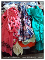 2015 summer used clothing higher quality second hand clothing