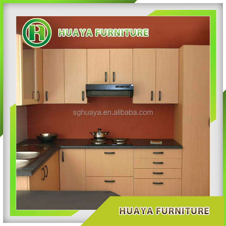 2015 Popular Mdf Kitchen Cabinet For Project Italian