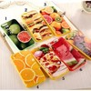 Fruit and cate creative printing mobile phone accessories for iphone 6 tpu case