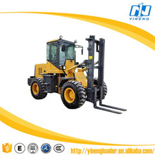 China 625 offroad forklift