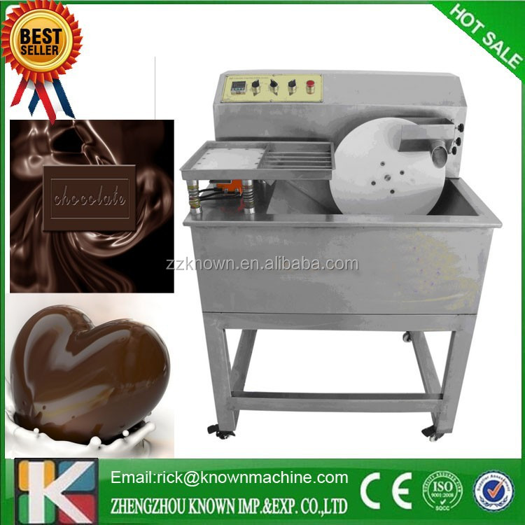 Factory Price Manual Used Chocolate Tempering Machine Made In ...