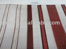 100% nylon organza fabric/jacquard curtain fabric