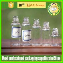 2014 New novelty products pet bottles wholesale hdpe dropper bottles 5ml/10ml/15ml/20ml plastic needle bottle for oil ecig