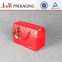 carry birthday gift customed paper bag manufacture