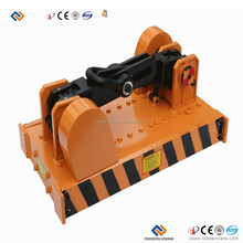 MW5 Series Hi-Frequency Normal Temperature Type For Handing Steel Scrap Lifting Electromagnet