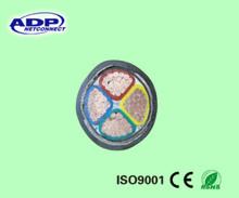 50mm2 4 núcleo elpe 11kv cable de alimentación eléctrica