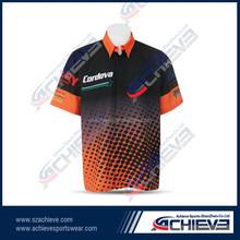 racing polo hot sale china cheap bmx cycling clothing set