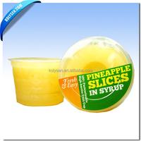 Die Cut Peelable Cup Lid Sealing Film