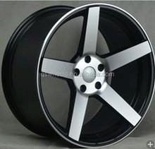 18 inch spoke wheel rim alloy wheel 5x108 concave disc for sale