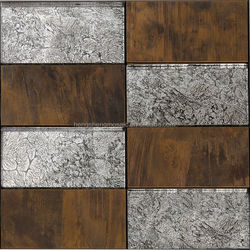 SA19 manufacturer of colorful stone coated metal roof tile for kitchen and bathroom with own factory