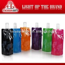 Customized Portable Foldable Water Bottle