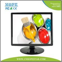 1080P 17 inch TFT LCD TV monitor