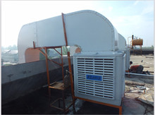 1.5KW, axial, 20000m3/h air volume, 25L water tank, roof -top evaporative air conditioner/air cooler
