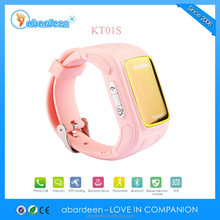 abardeen-KT01S wrist watch gps tracking device for kids