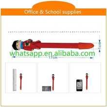 diy cartoon polymer clay ball pen eco smart pen