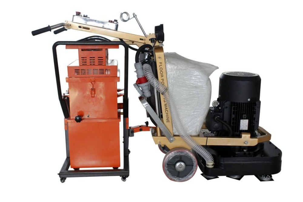 Epoxy floor grinder concrete grinding polishing machine for Floor grinding machine