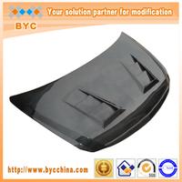 Carbon Fiber Car Bonnet for Honda City Vented Style Car Hood 2005-2007