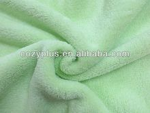2013 alibaba Top 10 100% Polyester Fabric flannel/Double-sided velvet for sweet home decoration