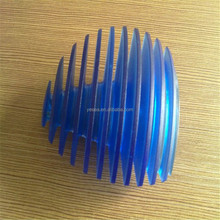 cheap factory price plastic LED light bulb cover for sale