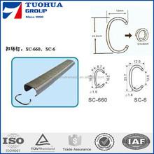 C Clip Ring Nails Brad Nails Staplers Nails Hog Ring China Supplier