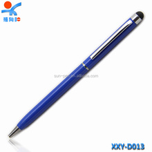 retractable high quality thin metal pen