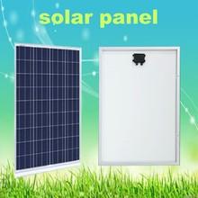 Cheap solar panel 100W polycrystalline solar panel price