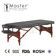 Master wooden portable foldable beauty Massage Table Package