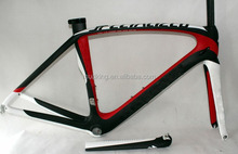 2015 chinese carbon bike frame light carbon road frame china,beautiful carbon frame with matte glossy surface