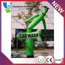 2015 New Discount Single Leg Inflatable Air Dancer Blower