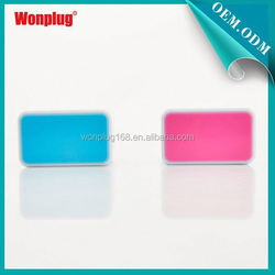 2014 New Arrival New Brand Wonplug Brand 1 Year Guarantee usb charger car