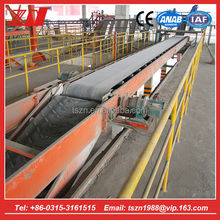 Truck Loading and Unloading Conveyor/loading belt conveyor /small mobile conveyor for unloading for cement 50kg bags