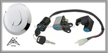 lock set for motorcycle for jialing off-road 4