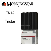 morningstar tristar 60a wind solar hybrid charge controller 12-48v