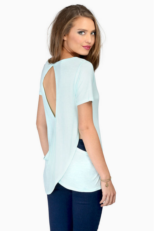 2016 Latest Women Tops Fashion Blouse Online Shopping