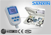 SANXIN SX721 Portable Handheld pH / mV / ORP Meter (Temp, IP57, CE, ISO)