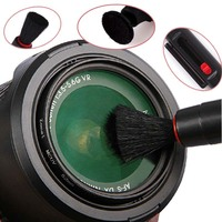 3 in 1 Practical Lens Cleaning Brush Pen Dust Cleaner for Camera DSLR Lens #62336