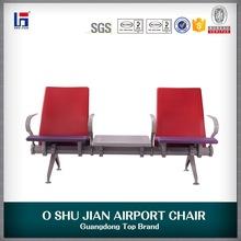 ultimo banco sedia in attesa sedia con tavolo