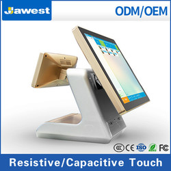 Hot One Touch Screen Wifi POS Machine With POS Printer