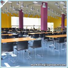 (SP-CS302) Uptop case plastic stackable school canteen furniture