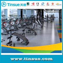 Indoor Room, Office, Kindergarten Usage and PVC Service Treatment Surface PVC Flooring